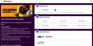BGMI UC Purchase Codashop: How to Buy UC For BGMI?