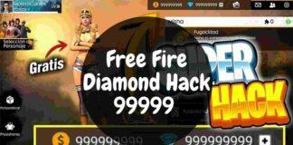 Featured Image: Free Fire Diamond Hack 99,999