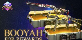 Featured Image: Free Fire Diwali Booyah Rewards: Get New Weapon Magnificent Mayur