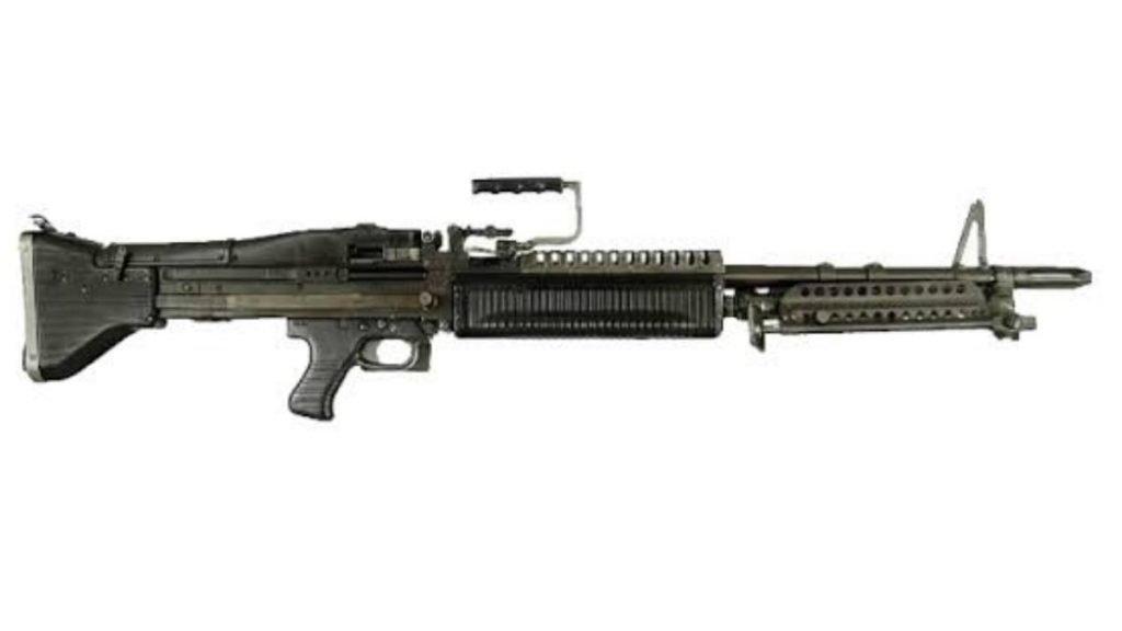 Best Guns in Free Fire: M60