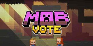 New Minecraft Mob Vote 2021