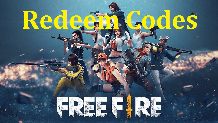 Codes of Free Fire