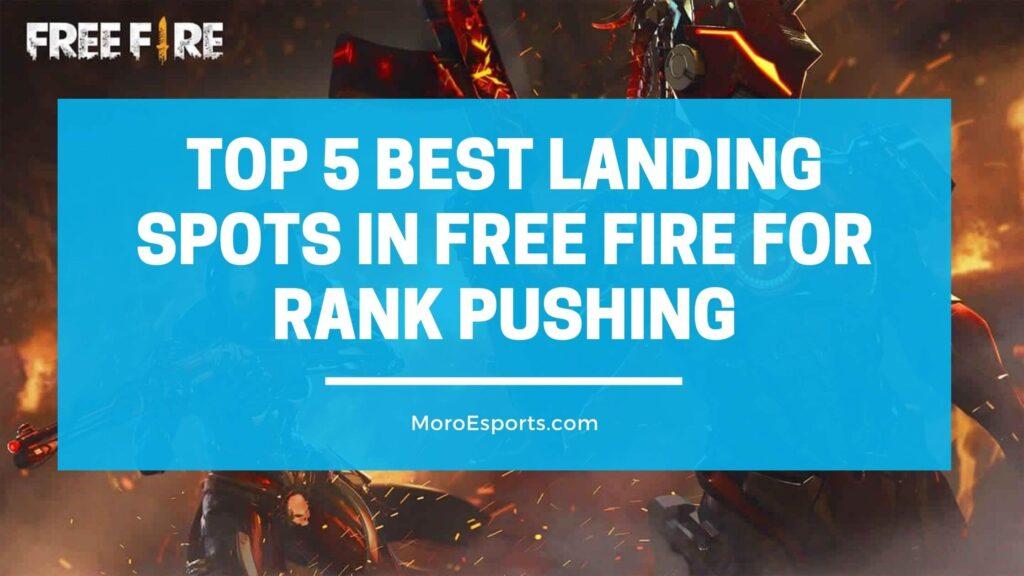 Featured Image: Best Landing Spots in Free Fire