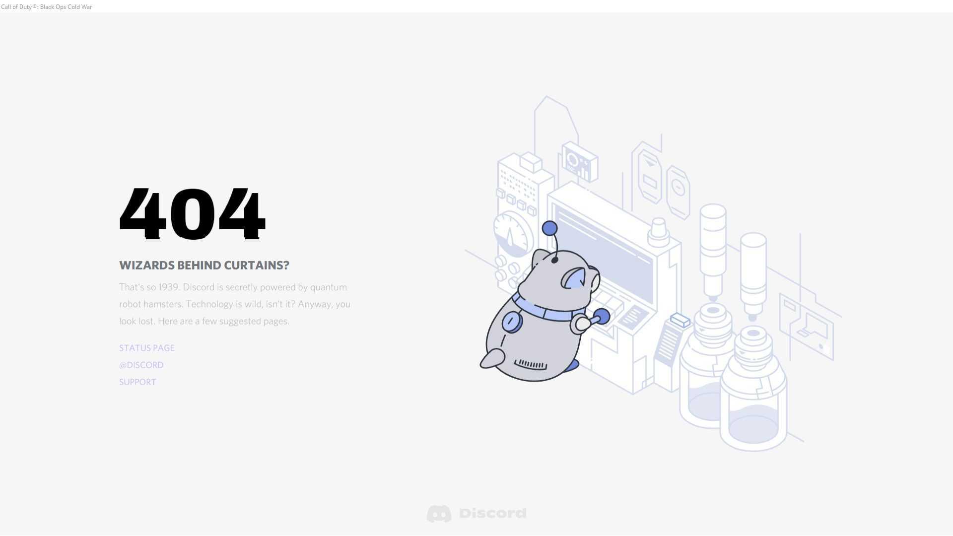 Valorant Discord 404
