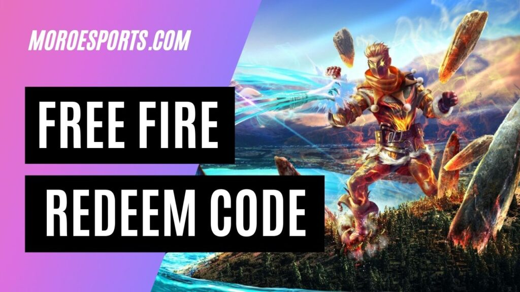 Featured Image: Free Fire Redeem Code