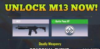 M13 AR COD Mobile